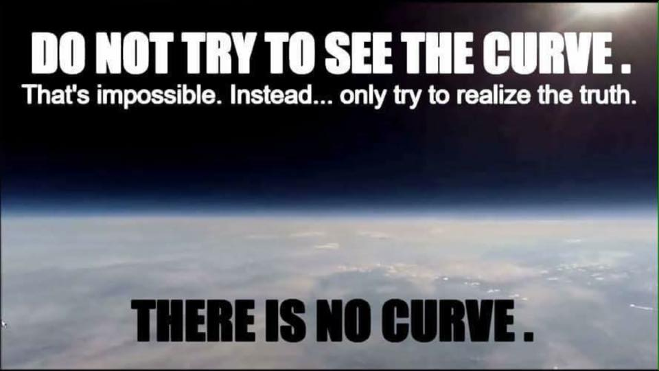 There is No Curve